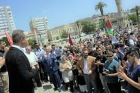 SELAHATTIN EYYUBI - İzmir'deki Vatandaşlar Kudüs İçin Tek Yürek