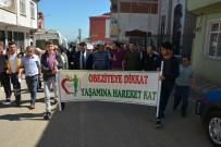 Kabadüz'de 'Dünya Sağlık İçin Hareket Et Günü' Yürüyüşü