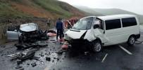 Kazada Ölen 4 Kişi Son Yolculuğuna Uğurlandı