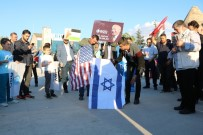 EMPERYALIZM - Kırşehir AGD'den İsrail Protestosu