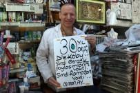 DİYETİSYEN - Kocaeli'de 30 Yıldır Oruç Tutan Esnaf Görenleri Şaşırtıyor