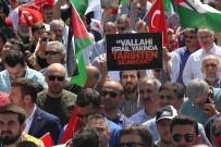 ŞÜKRÜ KARABACAK - Kocaeli'de Yüzlerce Kişi Kudüs İçin Bir Araya Geldi