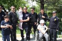 TOPLUMSAL OLAYLAR - Konya Polisi Engelli Vatandaşları Unutmadı