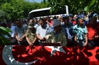 HACI BAYRAM - Kore Gazisinin Cenazesini İmam Oğlu Kıldırdı