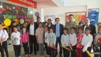 ÖĞRENCİ VELİSİ - Köy Okulunda 'TÜBİTAK 4006 Bilim Fuarı' Sergisi