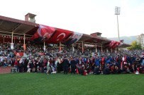TURGAY BAŞYAYLA - KSÜ'de 5 bin 600 öğrenci mezuniyet sevinci yaşadı