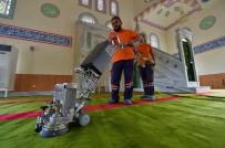 MAMAK BELEDIYESI - Mamak'ta Camiler Ramazan'a Hazır