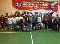CENTİLMENLİK - Mehmet Akif İnan Voleybol Turnuvası Tamamlandı