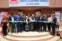 MEMDUH BÜYÜKKıLıÇ - Melikgazi'den Türkiye Alzheimer Derneği Kayseri Şubesine Bina Tahsisi