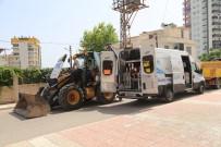 İŞ MAKİNASI - MESKİ'nin Mobil Bakım Onarım Aracı Hizmete Girdi