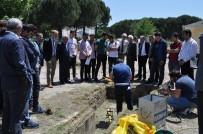 MEHMET KARAHAN - Meslek Yüksekokulu Öğrencileri Yeni Laboratuvarına Kavuştu