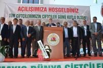 FOTOĞRAF SERGİSİ - Milas Ziraat Odası'nın Yeni Hizmet Binası Törenle Açıldı