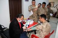 KAN BAĞıŞı - Muradiye'de Kan Bağışı Kampanyası