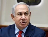BENYAMİN NETANYAHU - Netanyahu'dan Erdoğan'a çok çirkin sözler!