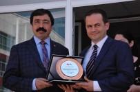 İLETIŞIM - Nevvar-Salih İşgören Desteğiyle Medya Merkezi Açıldı