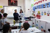 YABANCI DİL EĞİTİMİ - Öğretmen Robot 'Elias' Türkiye'de
