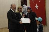 ÖZDEMİR ÇAKACAK - 'Okuryazarlık Seferberliği' Sertifika Töreni