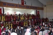 İBN-İ SİNA - Oltu İbn-İ Sina Mesleki Ve Teknik Anadolu Lisesi'nde Muhteşem Mezuniyet Gecesi