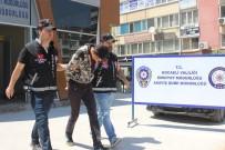 HIRSIZLIK BÜRO AMİRLİĞİ - Otoparktan Otomobil Çalan Şahıs Adli Kontrolle Serbest