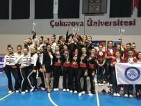 KARATEKIN ÜNIVERSITESI - PAÜ Cimnastik Takımı 'Step' Kategorisinde Türkiye Şampiyonu Oldu
