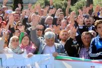 HAKAN KARADUMAN - Samsun, Kudüs İçin Tek Yürek Oldu