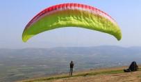 YAMAÇ PARAŞÜTÜ - Saruhanlı Belediyesinden Yamaç Paraşütçülerine Destek