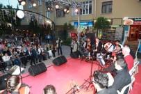 ORHAN ÇIFTÇI - 'Sihirli Ellerin Ritmi' Konseri Büyük Beğeni Topladı