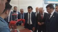 KAYHAN TÜRKMENOĞLU - Sivas'ta Düzenlenen 12. Uluslararası MEB Robot Yarışmasına 'Robovan' İsimli Robot 3. Oldu