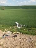 Sorgun'da Motosiklet Şarampole Devrildi Açıklaması 5 Yaralı