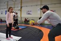 YENIKENT - Sportif Yetenek Taraması Eskişehir'de Başladı
