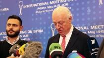 MUHALEFET - Suriye Konulu 9. Astana Toplantısı Sona Erdi