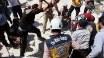 İDLIB - Suriye Rejiminin Saldırısında 2 Çocuk Öldü