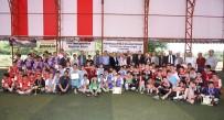 HAMZALı - Tekkeköy'de Kırsalın 8 Atlısı Futbol Turnuvası Tamamlandı