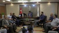 MAKINE MÜHENDISLERI ODASı - TMMOB Kayseri Şubesi'nin Yeni Başkanı Akif Aksoy Oldu
