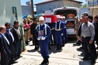 AĞIR YARALI - Trafik Kazasında Hayatını Kaybeden Astsubaya Hüzünlü Veda