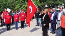 GENÇLİK VE SPOR İL MÜDÜRÜ - 'Trakya Bölgesi 7. Zihinsel Engelliler Spor Şenliği'