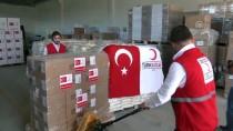 YARDIM KAMPANYASI - Türk Kızılayının Yardımları Sevkiyata Hazır
