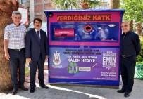 FARUK ÇELİK - Türkiye'de Bir İlk Olan Güneş Enerjili Akıllı Atık Toplama Sistemi