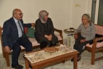 HELİKOPTER KAZASI - Vali Köşger, Şehit Gültepe'nin Annesini Ziyaret Etti