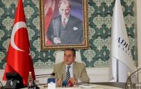 NACI KALKANCı - Vali Siyasi Parti Temsilcileriyle Bir Araya Geldi