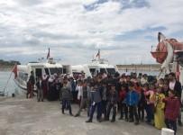VAN GÖLÜ - Van Büyükşehir Belediyesi Kırsaldaki Anneleri Unutmadı