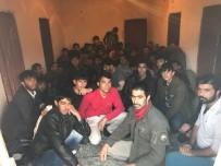 İPEKYOLU - Van'da Bir Ayda 408 Kaçak Şahıs Yakalandı