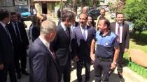 KUZEY EGE - Yunan Parti Lideri Mitsotakis'ten Gökçeada'ya Ziyaret