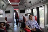 KAN BAĞıŞı - 67 Burada AVM'de Kan Bağışı Düzenledi