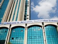 ORTA AMERİKA - ABD'den sonra bir ülke daha Kudüs'te büyükelçilik açtı!