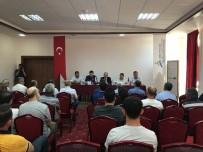 HAKKı UZUN - Adrasan'da Turizm Güvenliği Toplantısı Yapıldı
