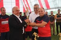 ATATÜRK İLKOKULU - 'Afrin Kahramanları Futbol Turnuvası' Sona Erdi