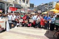 MUSTAFA GÖKÇE - AK Parti Kuşadası Teşkilatından İsrail'e Kınama