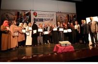 EMINE ERDOĞAN - Amasya'daki Okuma-Yazma Seferberliğinde 250 Mezun