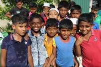HAYIRSEVERLER - Anadolu'dan Sri Lanka'ya Ramazan Kumanyası